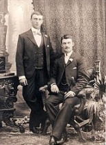 Edward and John Grogan